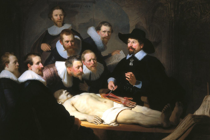 Thumbnail for Anteckning om Rembrandt